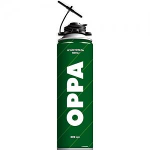 Очиститель монтажной пены OPPA