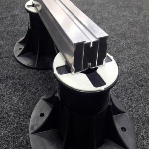 Алюминиевая лага для террасных настилов