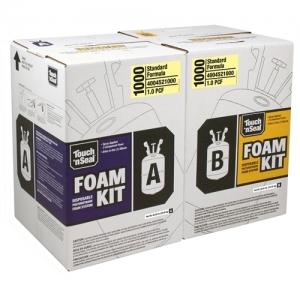 Портативные установки Foam Kit 1000 пониженной плотности