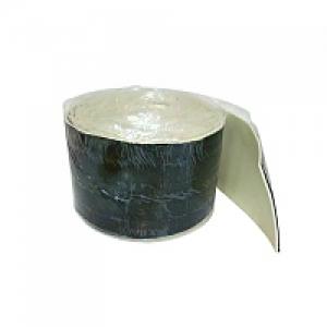 Уплотнительная и шумопоглощающая бутилкаучуковая самоклеющаяся лента «Герметекс ЛМ из»