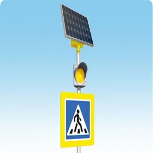 Светофоры LGM на солнечной электростанции