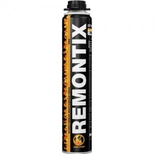 Пена монтажная профессиональная REMONTIX PRO Fire Stop