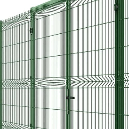 Металлические заборы из сварной сетки Fences