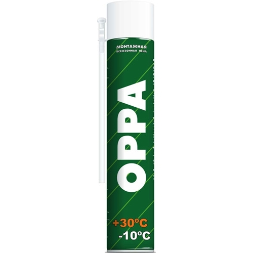 Бытовая монтажная пена OPPA