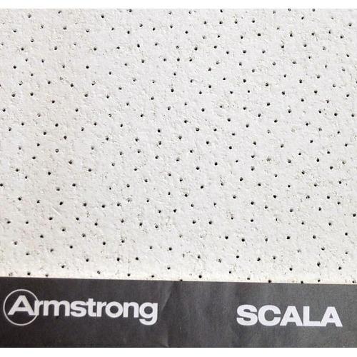 Плита потолочная Scala Армстронг 600*600*12 мм