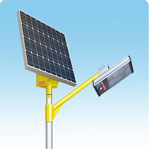 Светильник SGM на солнечной электростанции