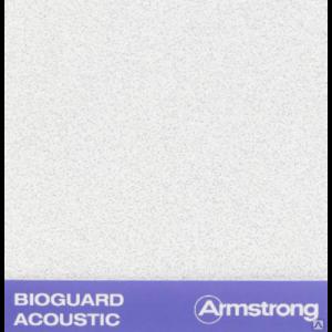 Плита потолочная медицинская  Bioguard Plain Армстронг