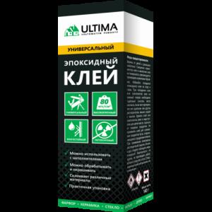 Эпоксидный клей ULTIMA Универсальный 140 гр.