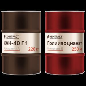 Компоненты для ППУ Химтраст СКН-40 Г1