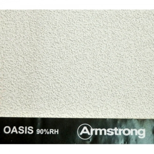 Плита потолочная Oasis Армстронг 600*600*12 мм