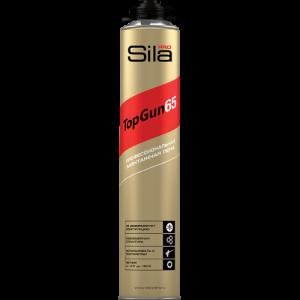 Профессиональная монтажная пена Sila Pro TopGun 65