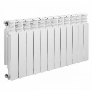 Радиатор отопления алюминиевый Solur Premium