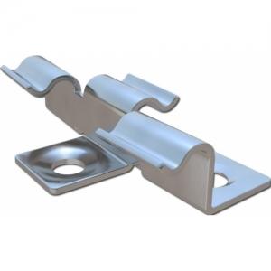 Металлический кляймер HILST FIX prof 3D для террасной доск