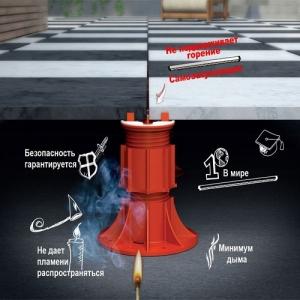 Огнестойкие регулируемые опоры V0