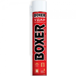 Бытовая всесезонная монтажная пена Boxer