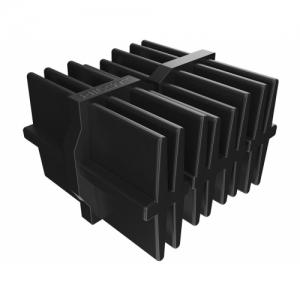 Соединители алюминиевой лаги Hilst connector 3D Professional 60*40мм