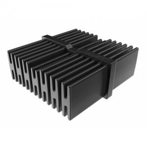 Соединители алюминиевой лаги Hilst connector 3D  Slim 50*20мм