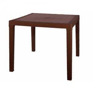 Стол обеденный квадратный FIJI Quatro Table