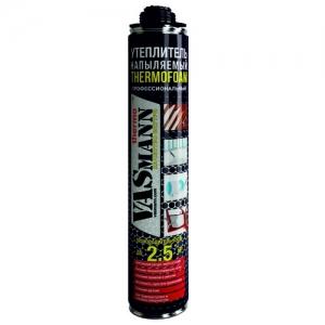 Напыляемый полиуретановый утеплитель VASmann Thermofoam 890 мл