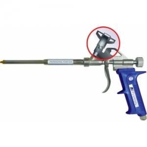 Пистолет профессиональный  для монтажной пены WS (WINDOW SYSTEM) 9079T